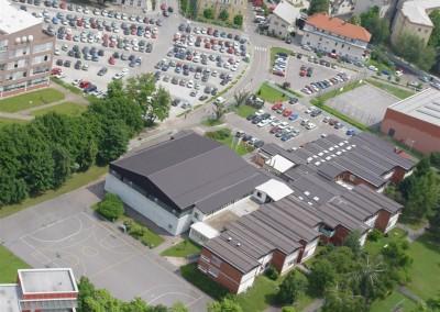 slika šole iz zraka