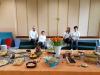 09. 03. 2018 - Dan pomladi, pogostitev za upokojene sodelavce